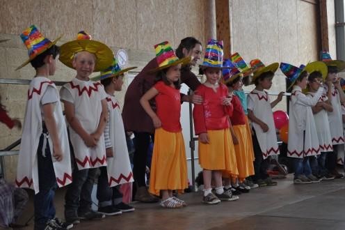 Ecole La Chapelle Heulin Kermesse